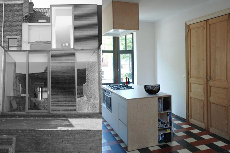 beeld van architectuur fre en isabel